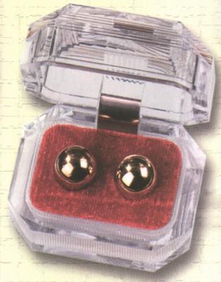 Ben Wa gold balls in luxe verpakking womentoys.nl De lekkerste vrouwenspeeltjes