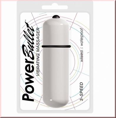 Vibrator - PowerBullet Vibrating Massager womentoys.nl De lekkerste vrouwenspeeltjes